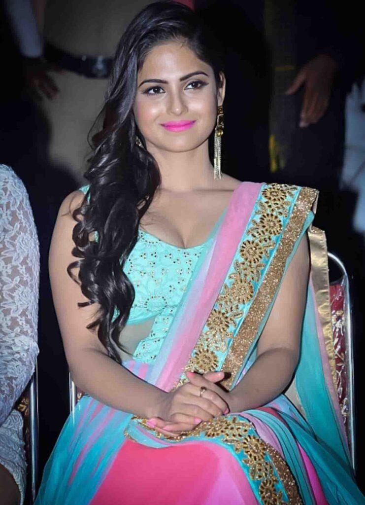 Actress Naina Ganguly