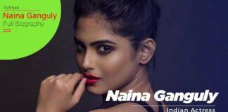Naina Ganguly Wiki Age Biography 2021