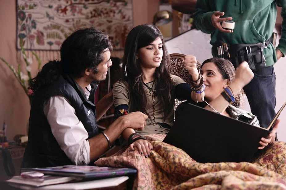 Sanjna Sanghi in Rockstar Movie