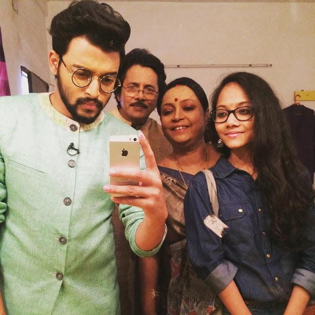 Saurav Das Family, parents, sister