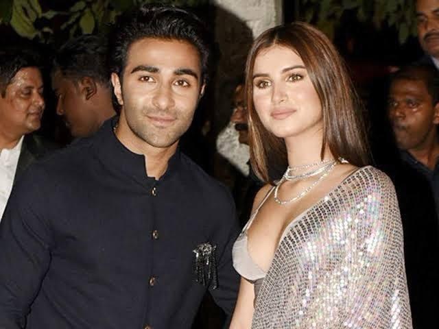 Tara Sutraia Boyfriend Aadar Jain