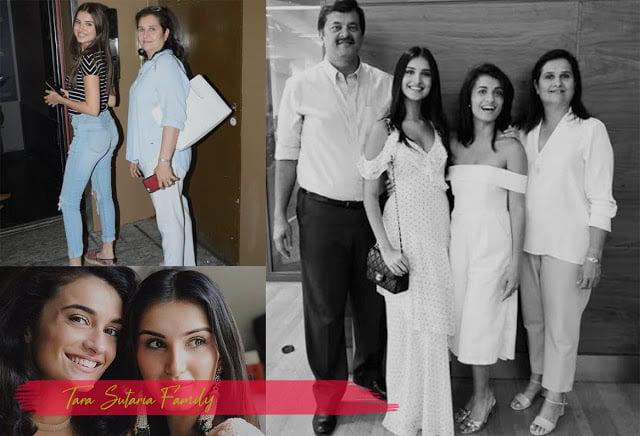 Tara Sutaria Family and Parents
