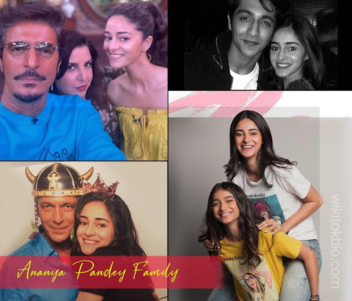Ananya Pandey Family, Parents, Sister