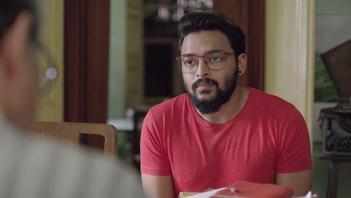 Saurav Das In his Saurav in Web Series