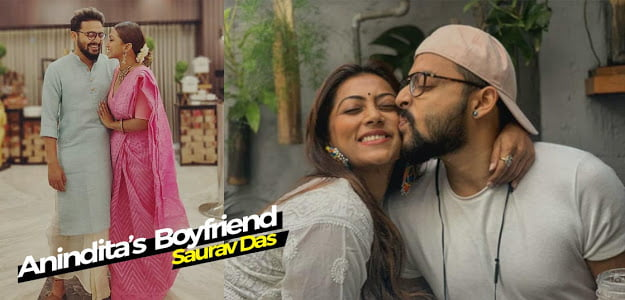 Anindita Bose Boyfriend Saurav Das