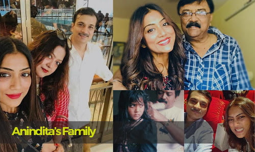 Anindita Bose Family members and parents