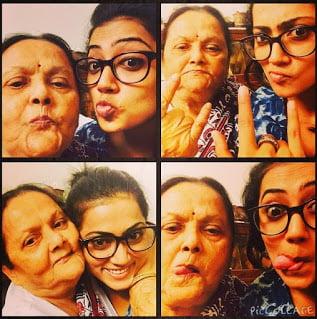 Anindita Bose grandmother