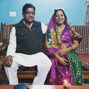 Pratibha Singh family and parents