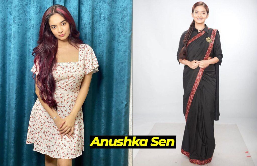 Apna Time Bhi Aayega actor and acst Anushka Sen