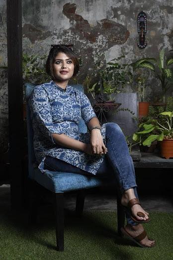 Bengali Actress Saayoni Ghosh