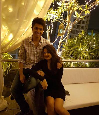 jasmin bhasin boyfriend
