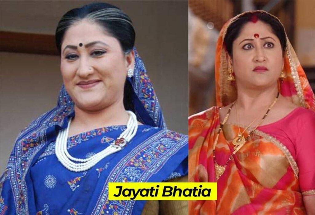 Jayati Bhatia in Lockdown Ki Love Story serial