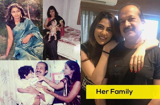 Nikki Tamboli family and parents