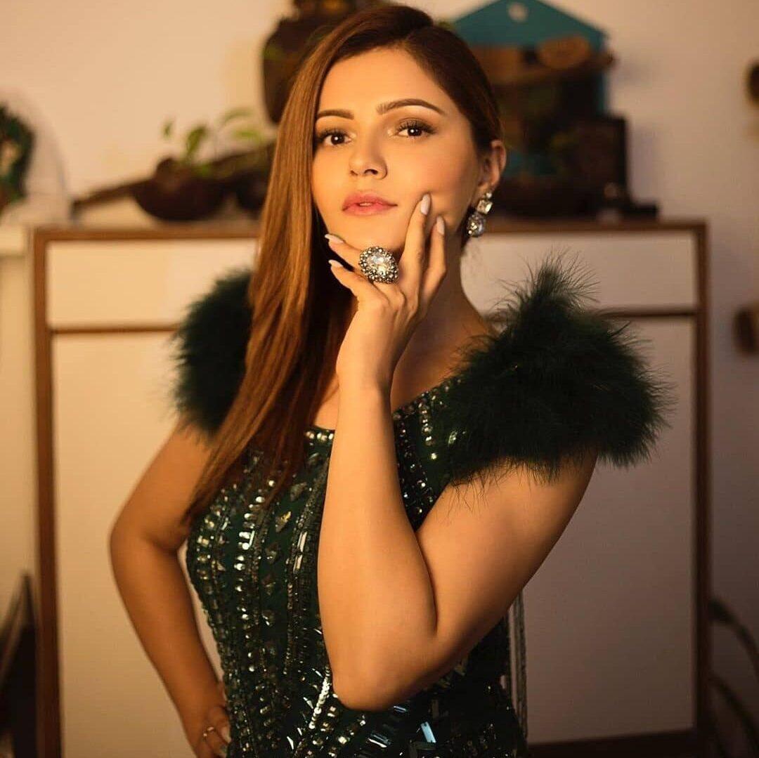 Rubina Dilaik actress