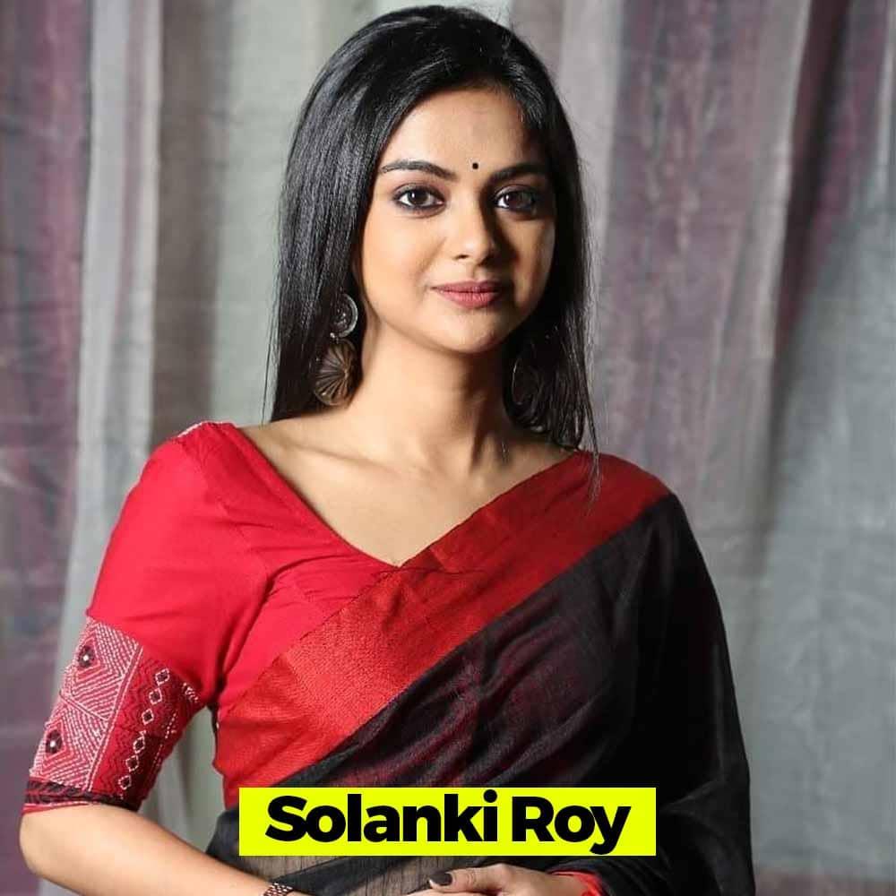 Solanki Roy Biography