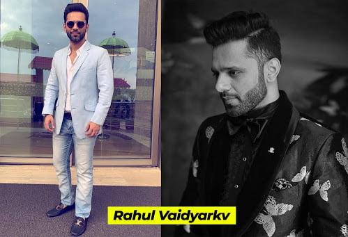 Bigg Boss Contestant 14 Rahul Vaidyarkv