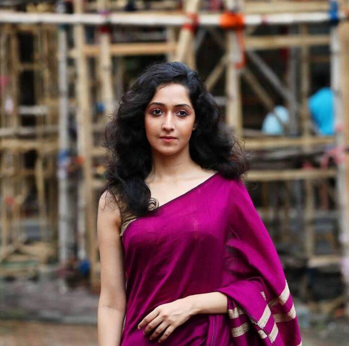 Damayanti Web Series Cast Amrita Chattopadhyay