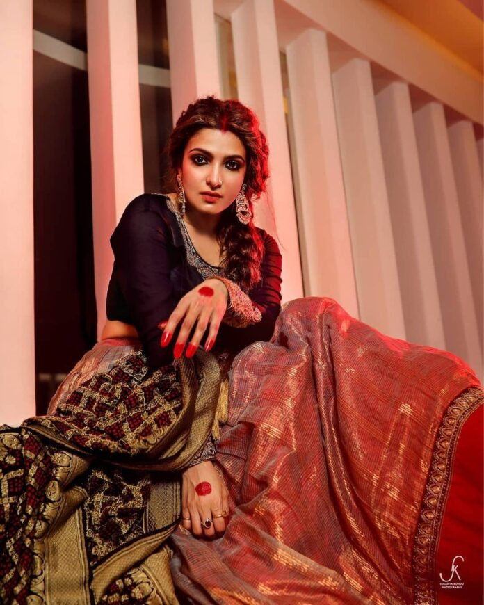 Bonyo Premer Golpo Season 2 actress Tanushree Chakraborty