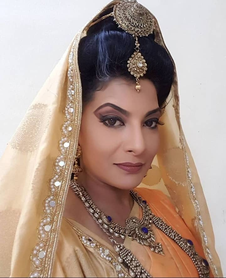 Brahmarakshas season 2 Papia Sengupta