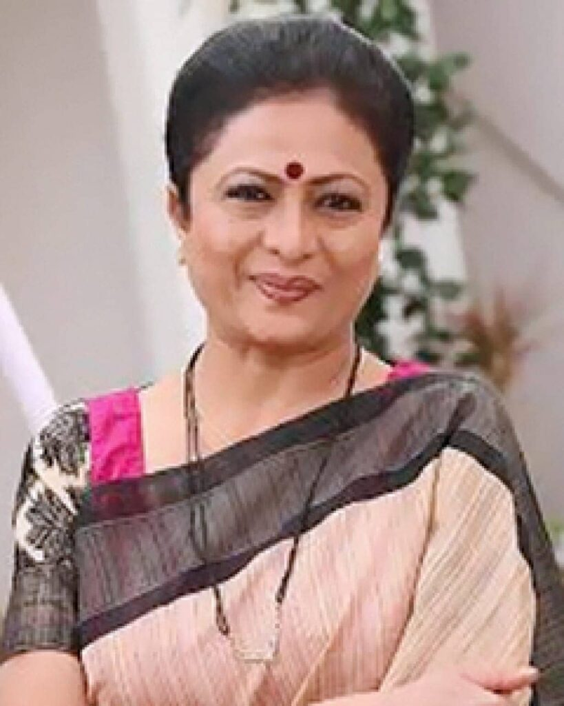 Brahmarakshas season 2 cast Rupa Divetia