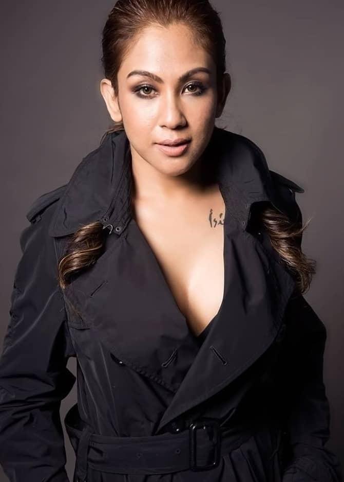 Damayanti Web Series Cast Chandreyee Ghosh