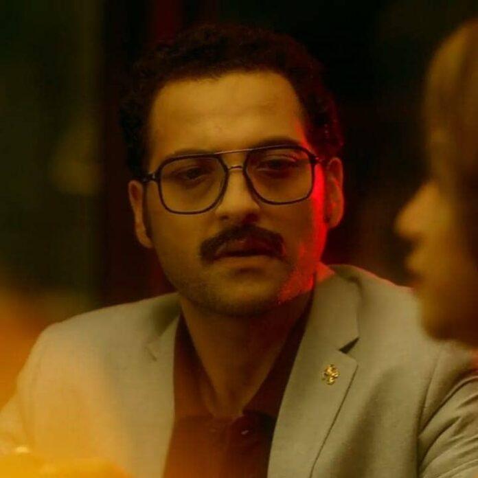 Damayanti Web Series Cast Judhajit Sarkar