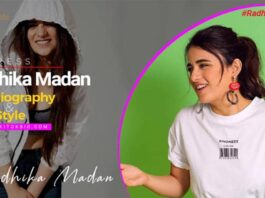 Radhika Madan Biography