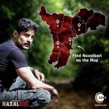 Rajeev Khandelwal in Naxalbari Web Series