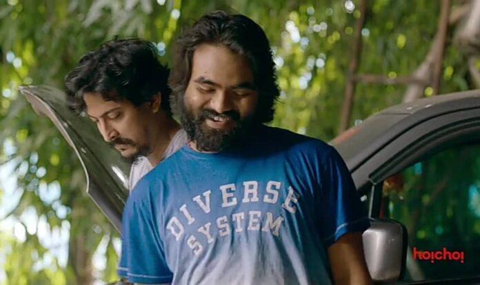 Damayanti Web Series Cast Rohit Basfore