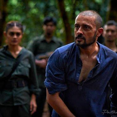 Satyadeep Mishra in Naxalbari Web Series
