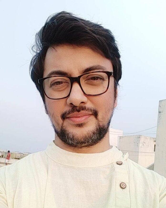 Damayanti Web Series Cast Shoumo Banarjee