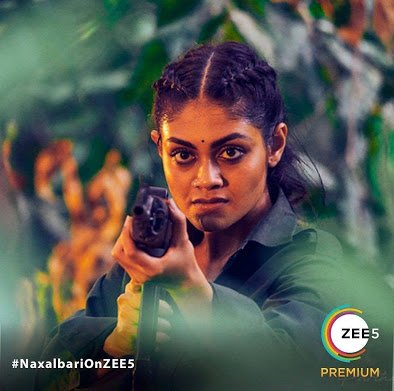 Naxalbari Web Series cast Sreejita De