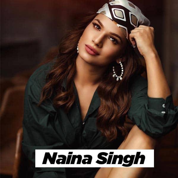 bigg boss contestant Naina Singh biography