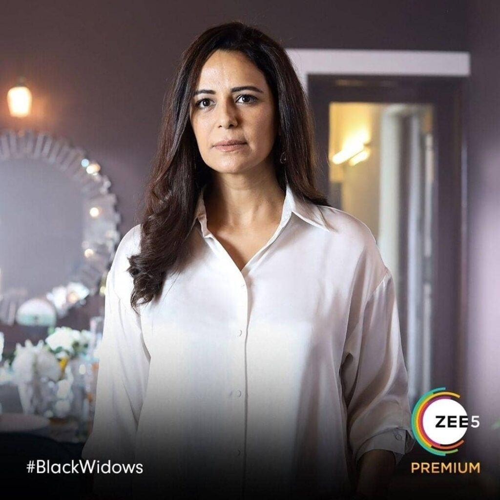 Black Widow web series actress Mona Singh