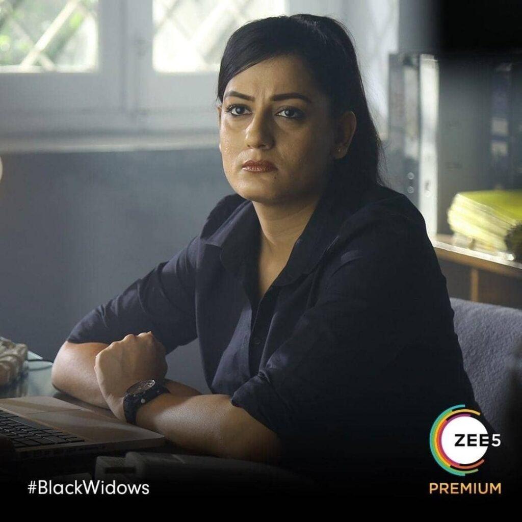 Black Widow web series actress Shruti Vyas