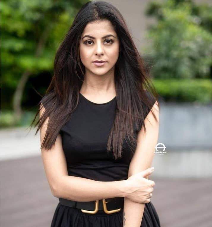 Cheeni movie cast Alivia Sarkar