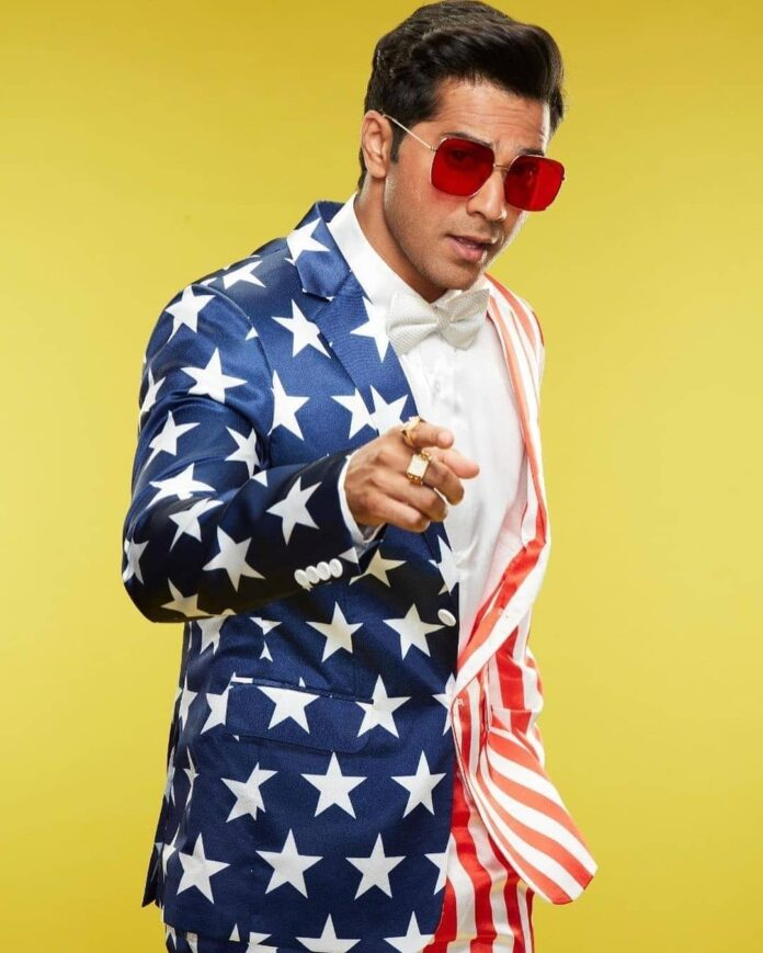 Coolie No1 2020 Actor Varun Dhawan