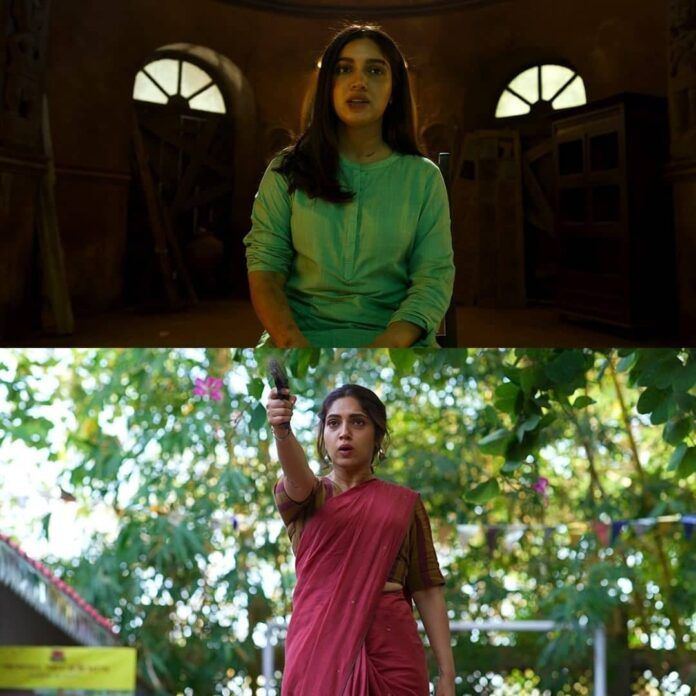 Durgamati The Myth actress and cast Bhumi Pednekar