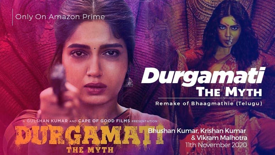 Durgamati The Myth Cast