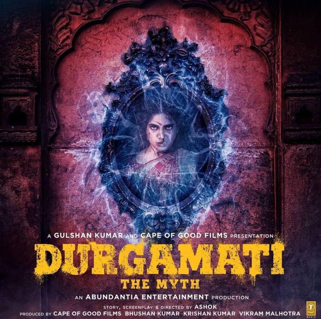 Durgamati The Myth cast 2020
