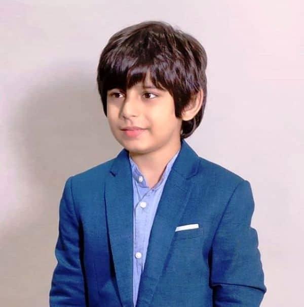 Kyun Rishton Mein Katti batti child actor Pratyaksh Panwar