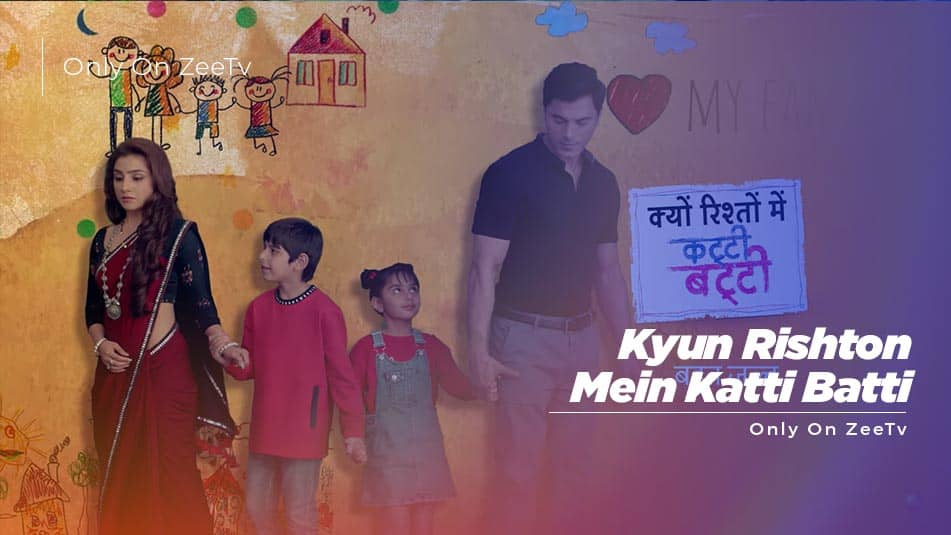 Kyun Rishton Mein Katti batti serial cast