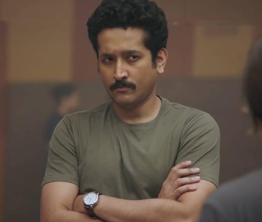 Parambrata Chattopadhyay actor of Black Widow web series