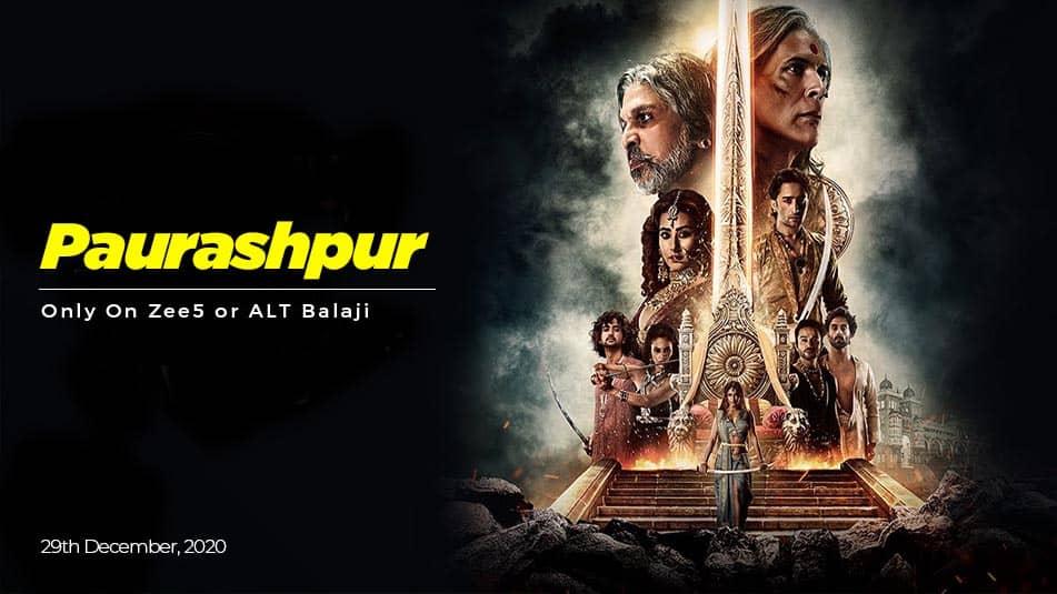 Paurashpur web Series Cast, Actors, Real, Name, Story