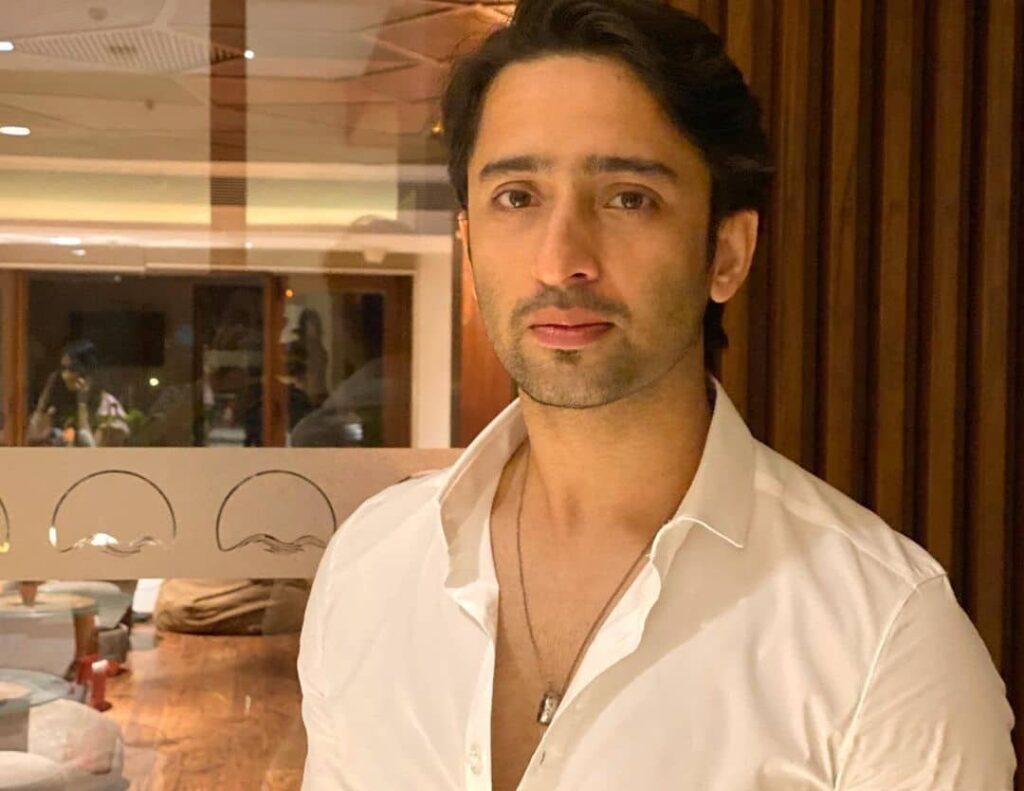 Paurashpur Web Series actor Shaheer Shaikh