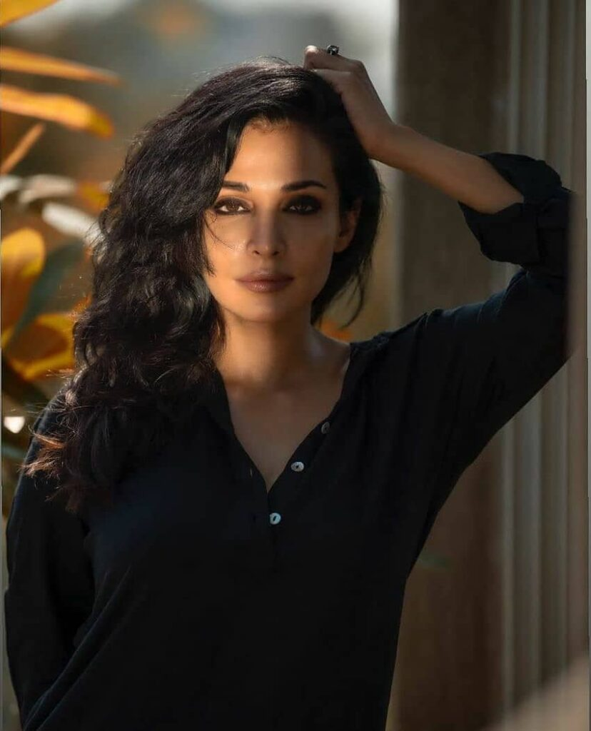 Paurashpur Web Series actress Flora Sani