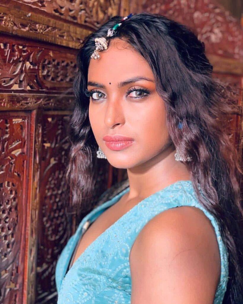 Paurashpur Web Series actress Poulomi Polo Das