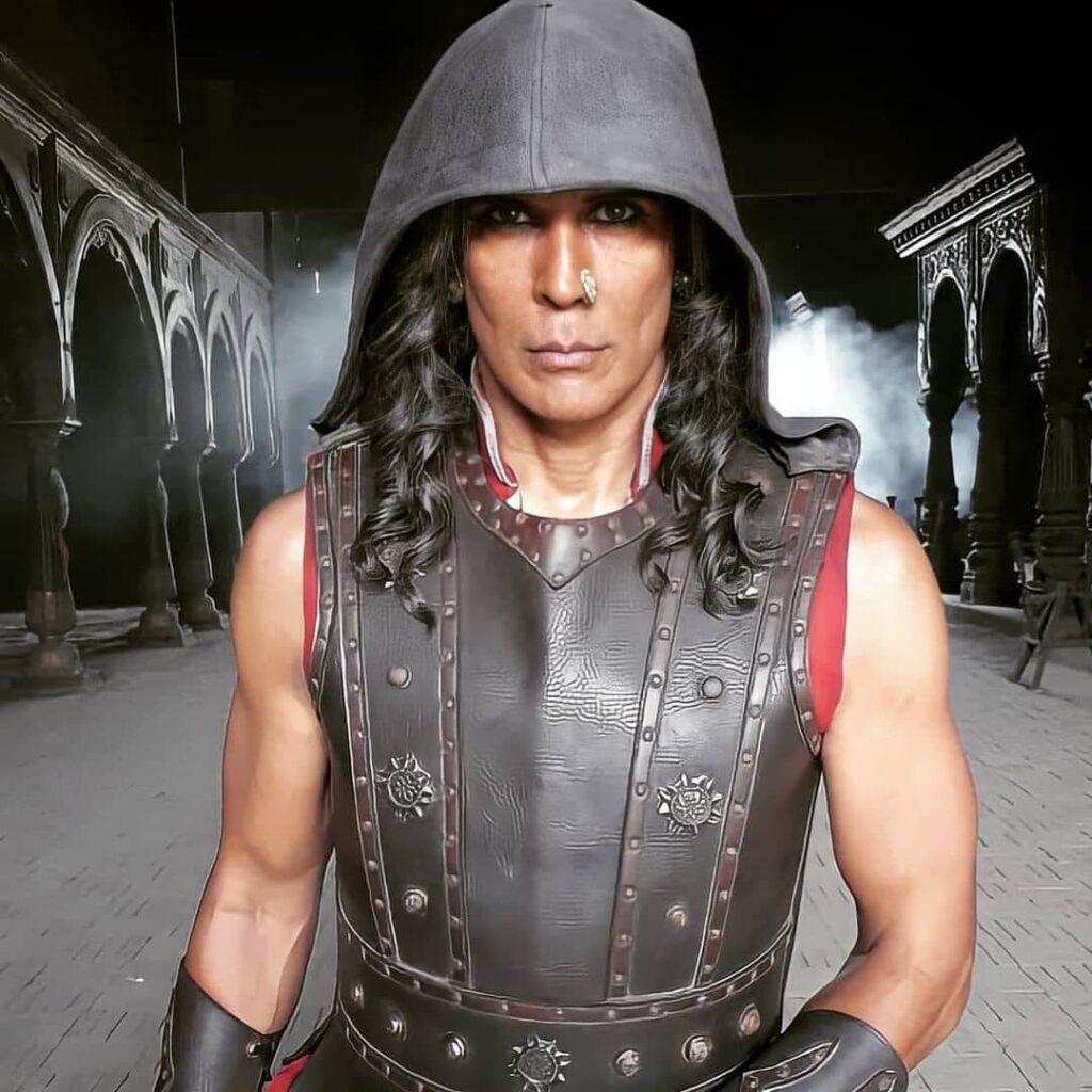 Paurashpur Web Serie cast Milind Soman