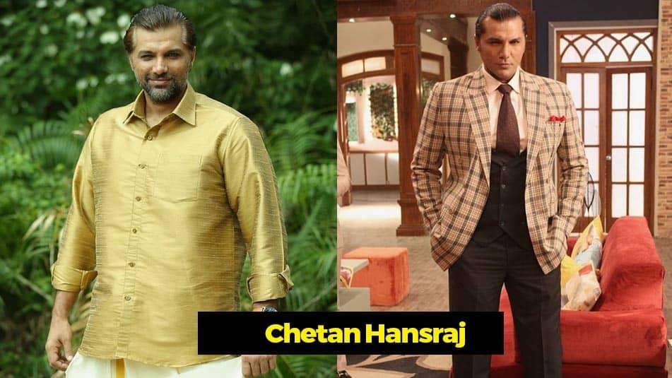 Brahmarakshas 2 cast Chetan Hansraj