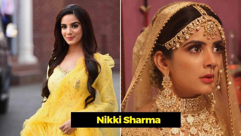 Brahmarakshas 2 serial actress Nikki Sharma